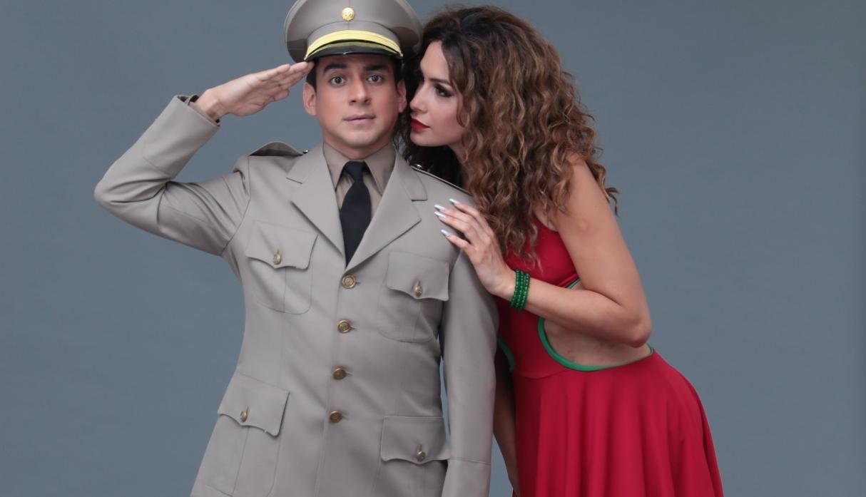 """""""Pantaleón y las visitadoras"""": este es el primer afiche oficial de la obra teatral   FOTOS"""