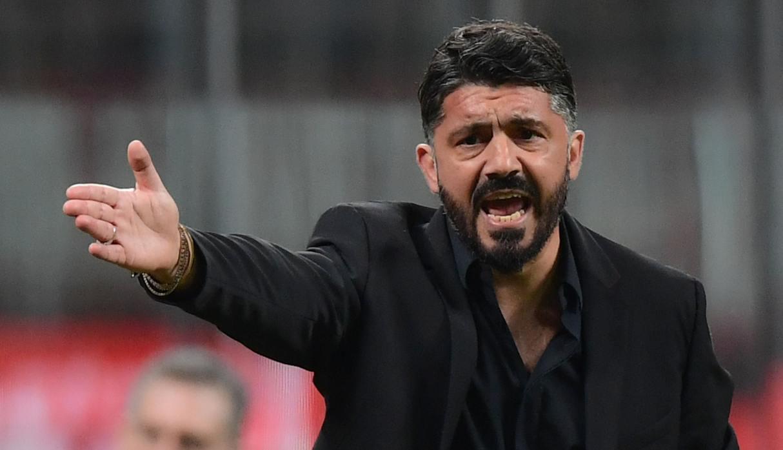 AC Milan: Gennaro Gattuso renunció al cargo de entrenador del conjunto 'rossonero'