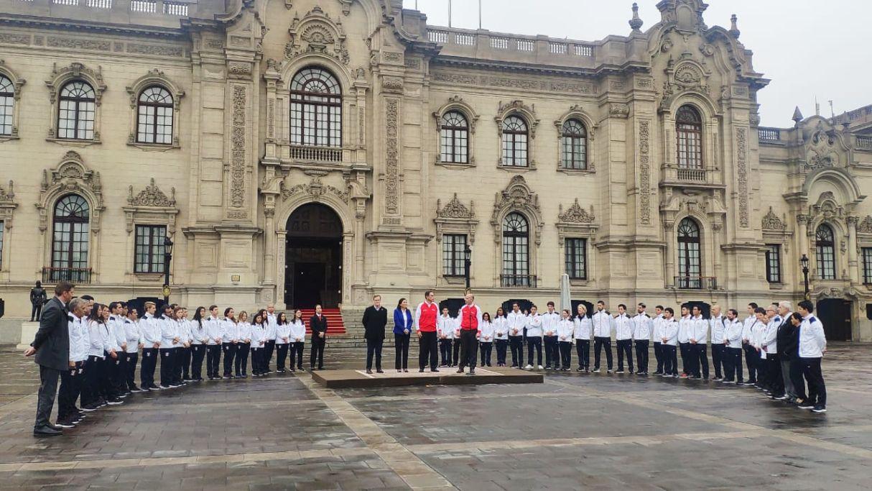 """Martín Vizcarra sobre los  Panamericanos: """"Serán un referente y un ejemplo para todos"""""""