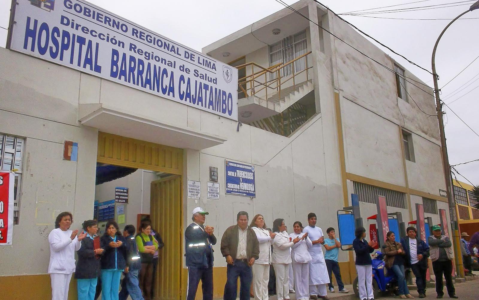 Alcalde Ricardo Zender: Hospital de Barranca suspendió su atención por lluvia torrencial