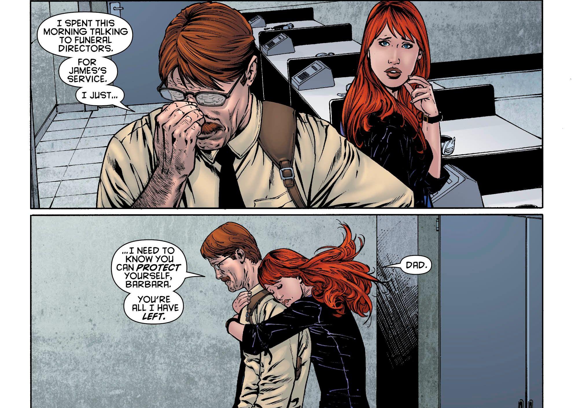 James Gordon (DC Comics)