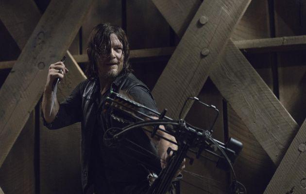 'The Walking Dead': segunda parte de la novena temporada estrena la misma noche que en EE. UU.