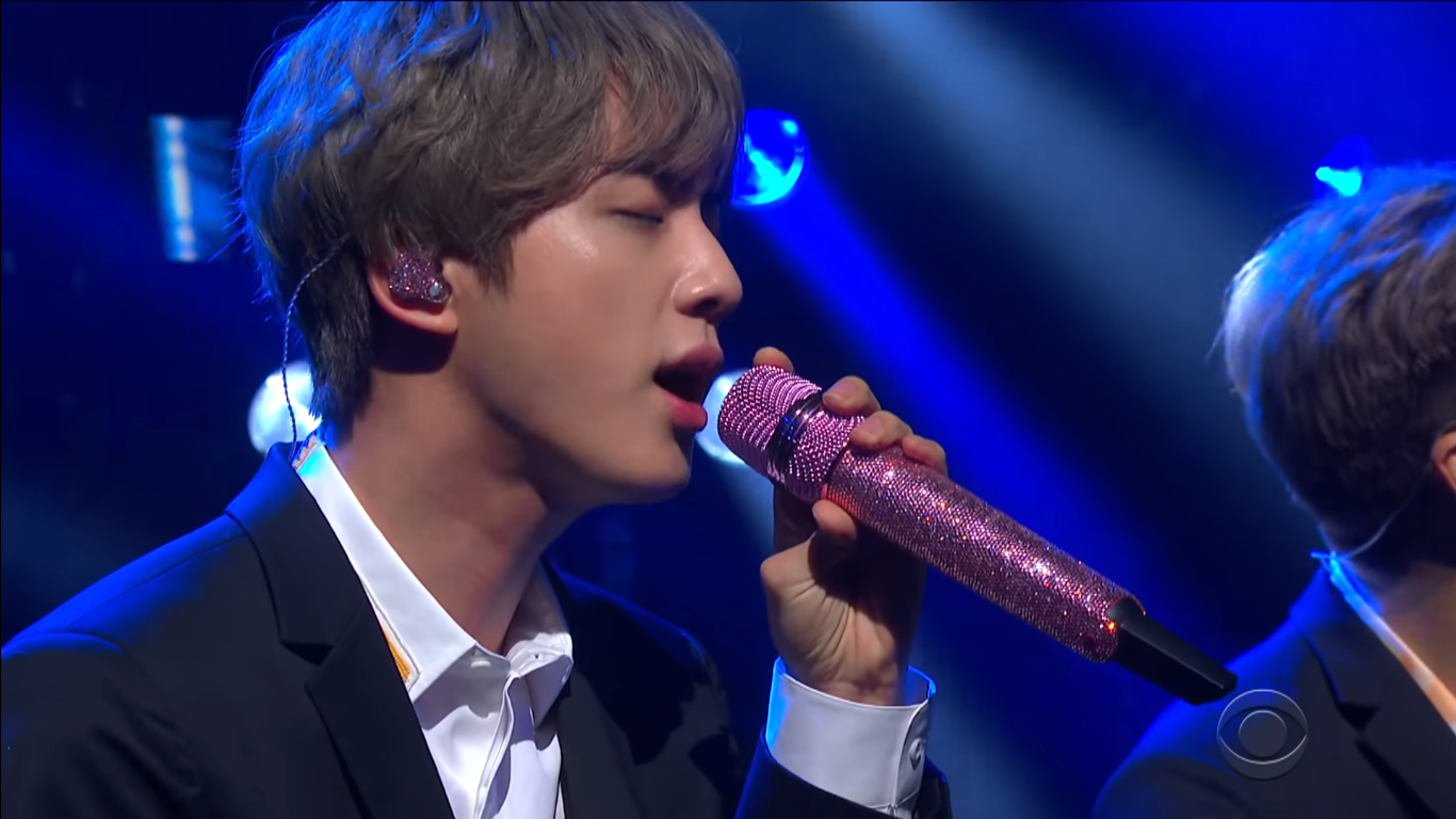 BTS interpreta en vivo 'Make it Right' en 'The Late Show' de Stephen Colbert | VIDEO