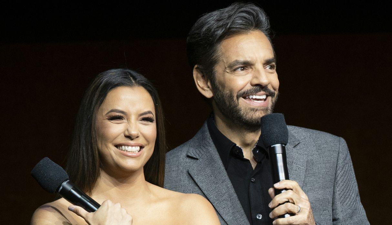 Eva Longoria y Eugenio Derbez estrenaron 'Dora y la ciudad perdida' en Miami | FOTOS