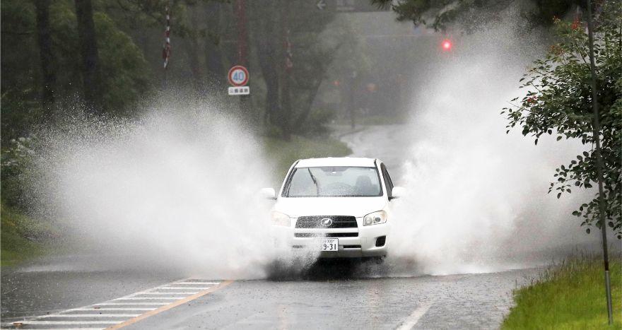 Japón ordena a 1,12 millones de ciudadanos a evacuar a causa de las lluvias | FOTOS