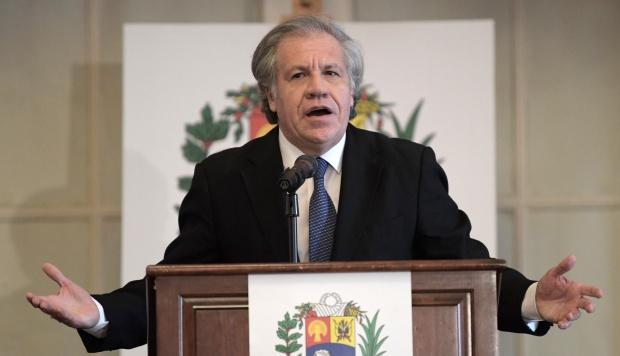 """La salida de Maduro es la """"principal"""" ayuda para Venezuela, según la OEA"""