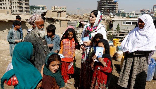 Afganistán: Al menos 3,3 millones de personas están en riesgo de sufrir hambruna