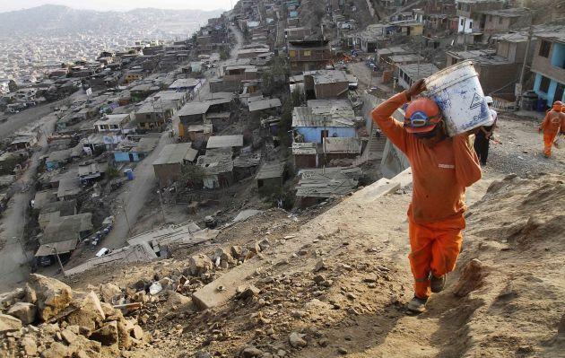 La pobreza aumentó a 175 millones de personas en Latinoamérica