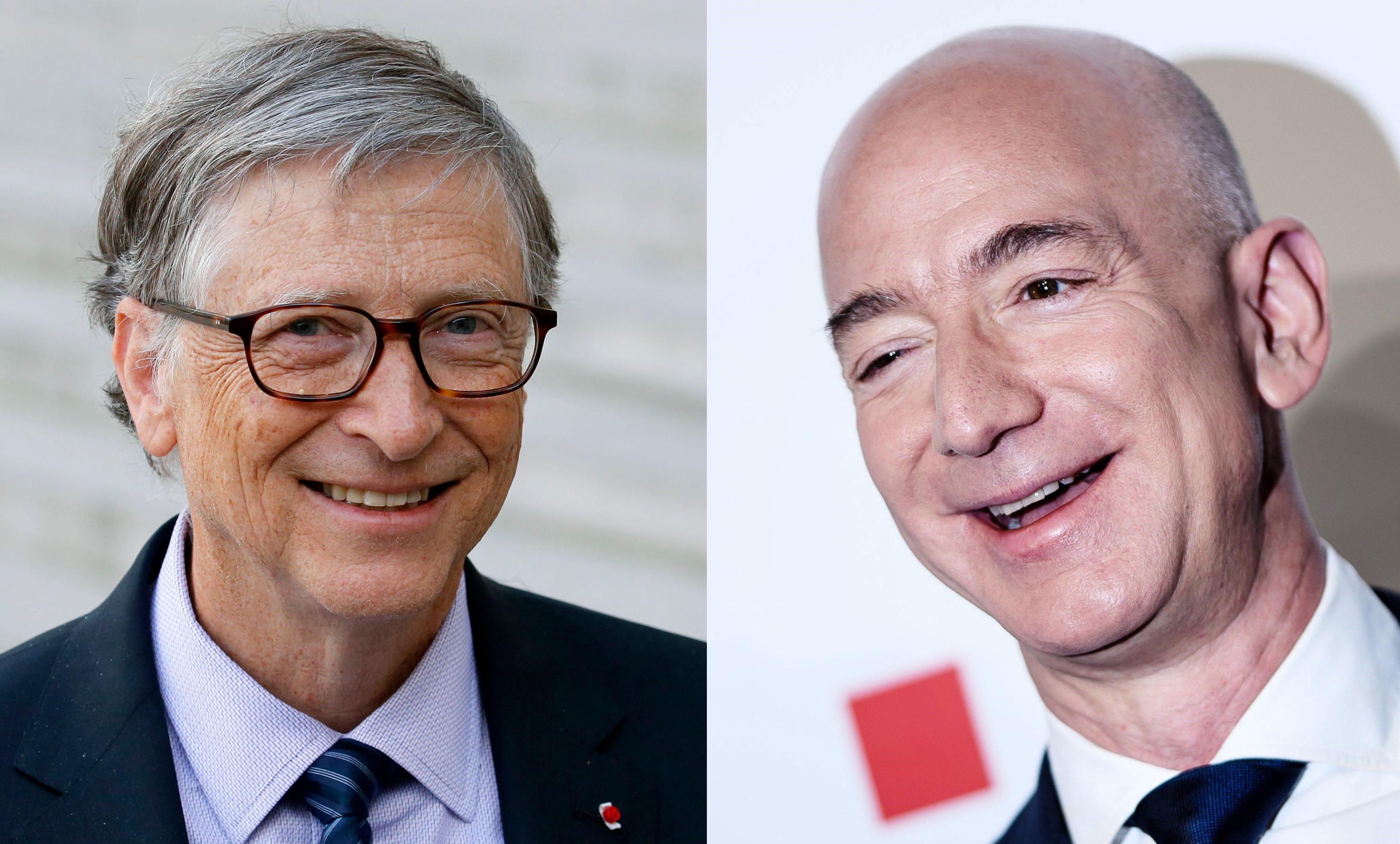 Bill Gates destrona a Jeff Bezos: Así quedó el ránking de los 10 millonarios más ricos del mundo