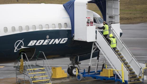 Boeing anuncia que ha completado la actualización de software para el 737 MAX