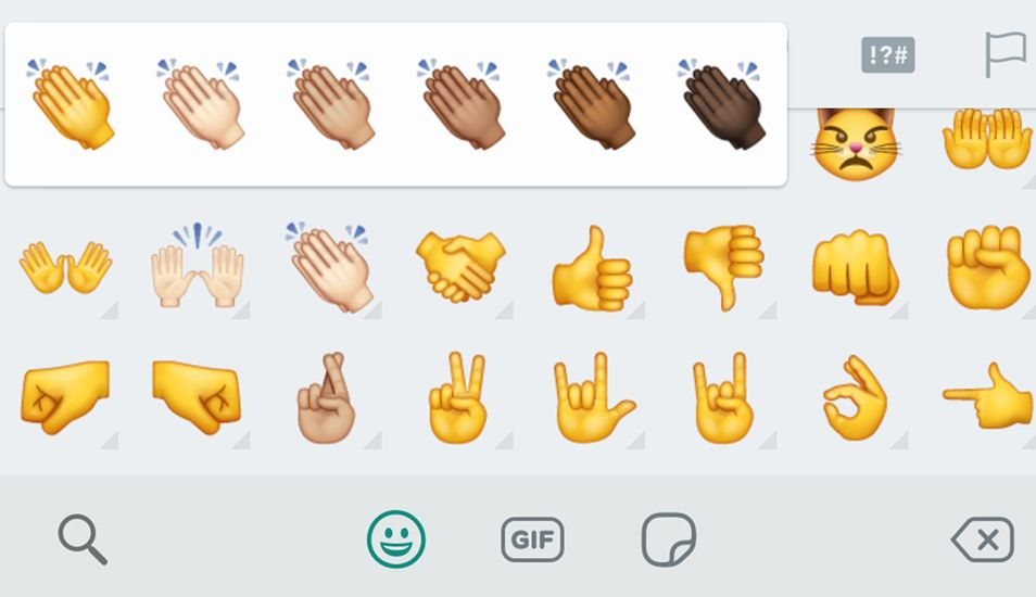 emoticons meaning whatsapp