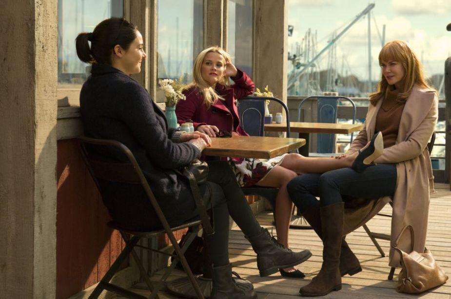 Shailene Woodley, Reese Witherspoon y Nicole Kidman se unen en nueva serie [VIDEO]