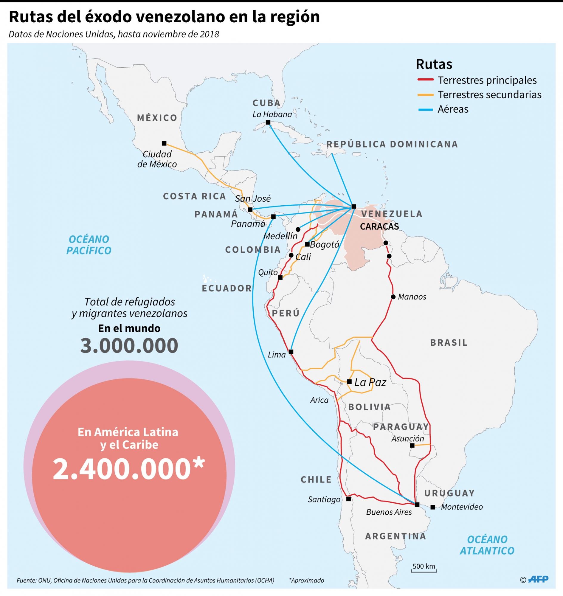 Venezuela, últimas noticias EN VIVO: Sigue la tensión