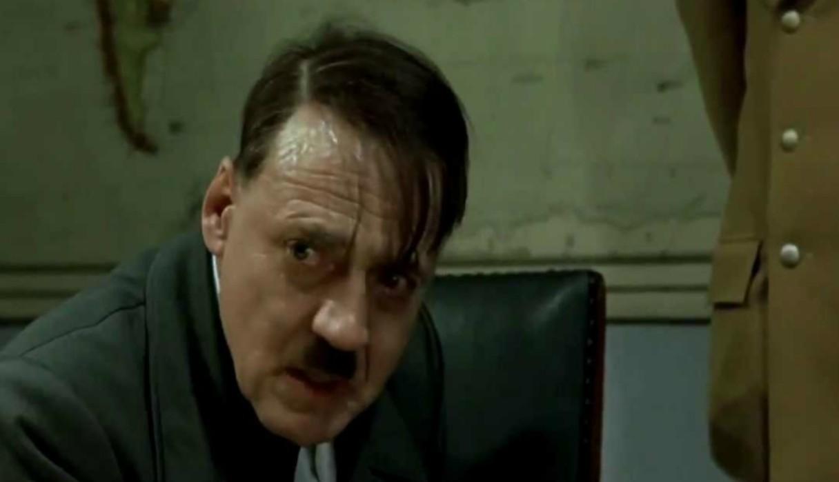 """""""Hitler"""" se entera que Perú ganó 3 a 0 a Chile y su hilarante reacción se vuelve viral"""
