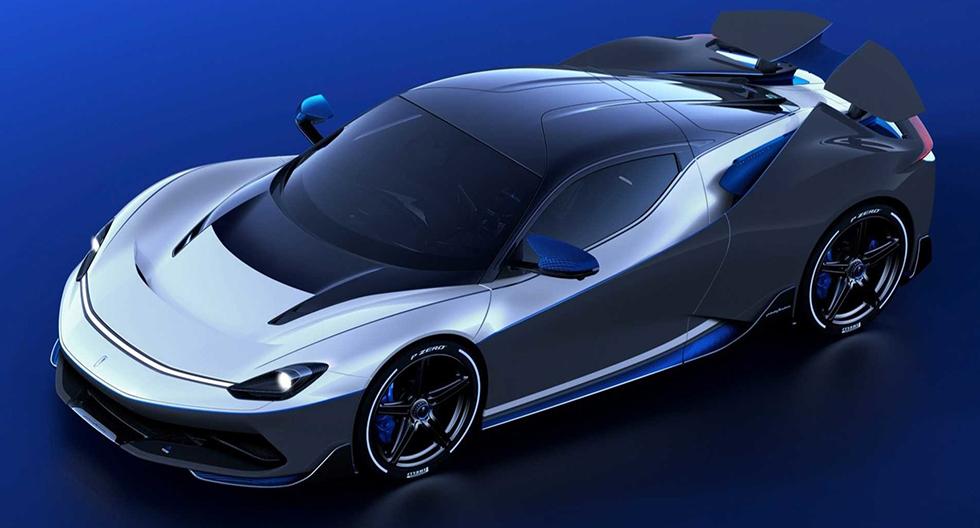 Pininfarina Battista Anniversario: el extraño superdeportivo de US$ 2.9 millones | FOTOS