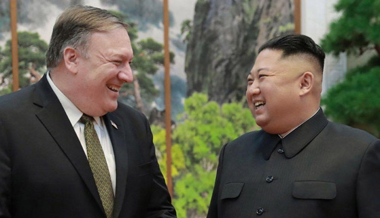 """Pompeo afirma que """"sigue encargado"""" de las negociaciones con Corea del Norte"""