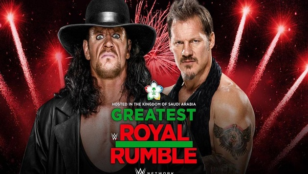 WWE: Chris Jericho vuelve para luchar contra The Undertaker en Greatest Royal Rumble