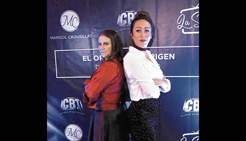 """Marisol Crousillat: """"He tenido a Cathy Sáenz copiándome durante un montón de tiempo en el canal de enfrente"""""""