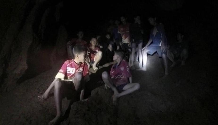 Tailandia: los 12 niños atrapados en una cueva y la historia de su rescate