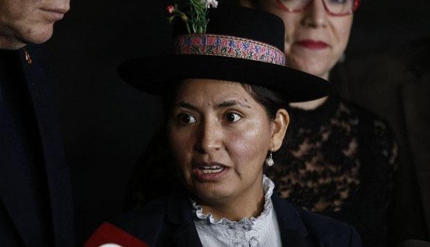 "Pariona: Comisión de Constitución busca una reforma política ""bamba"""