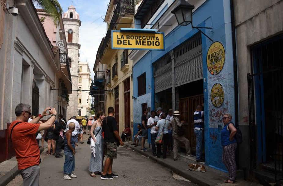 Cuba: 'La Bodeguita del Medio' cumple 76 años como el más emblemático restaurante