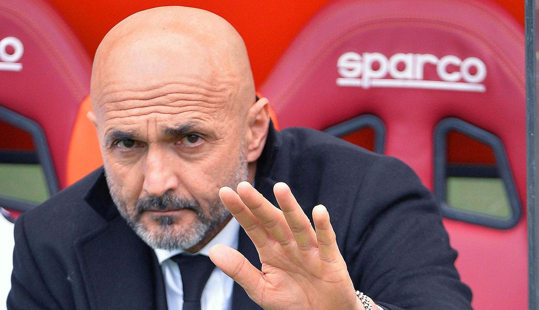 Luciano Spalletti deja Inter de Milán y asoma Antonio Conte como sustituto