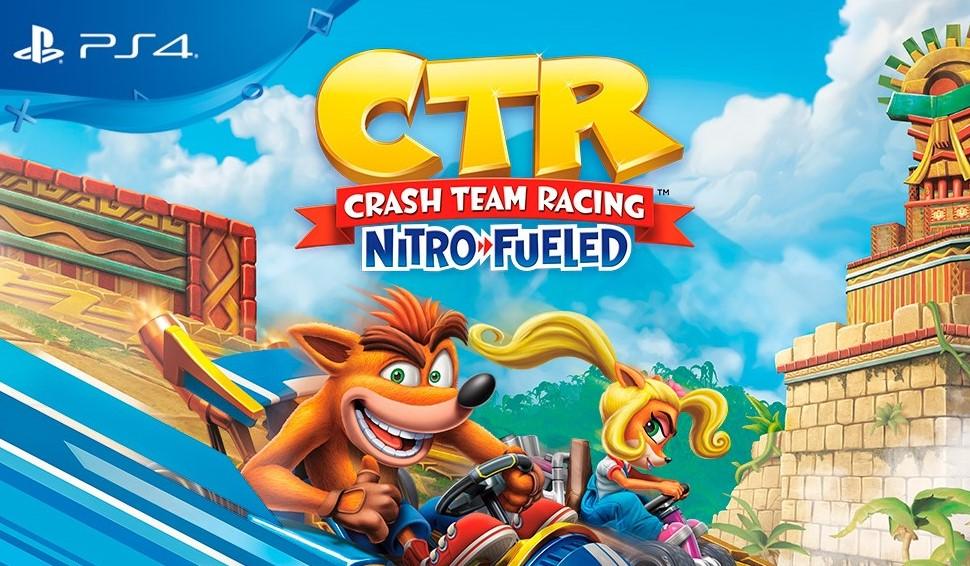 Crash Team Racing Nitro-Fueled: Esperado videojuego sale a la venta este 21 de junio
