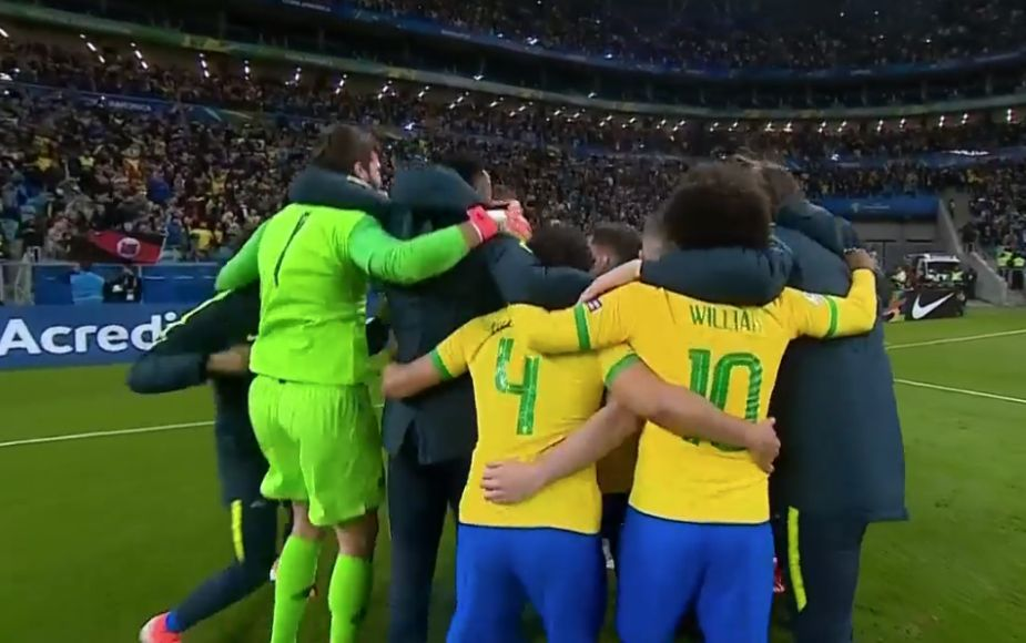 Brasil derrotó a Paraguay 4-3 por penales y está en la semifinal de la Copa América