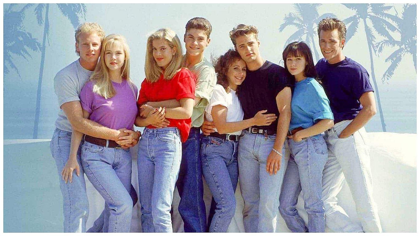 Beverly Hills 90210: ¿qué hacen hoy los protagonistas de la serie, a un año de la muerte de Luke Perry?