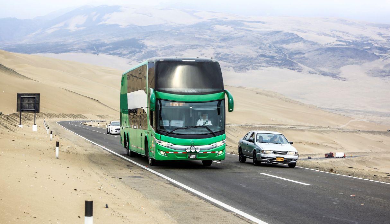 MTC estableció nuevos requisitos técnicos y de seguridad para los buses interprovinciales