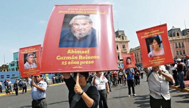 Perú protesta por participación de grupos vinculados a Sendero en CIDH