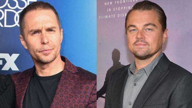 Sam Rockwell reemplazaría a Leonardo DiCaprio en la nueva película de Clint Eastwood