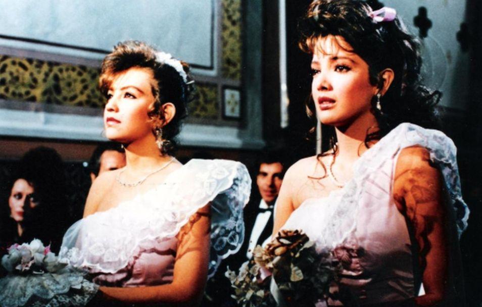 """""""Quinceañera"""" fue protagonizada por Adela Noriega y Thalía. (Foto: Mezcalent)"""