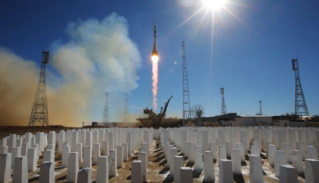 NASA | Astronautas del lanzamiento de la Soyuz fallido irán de todas maneras al espacio