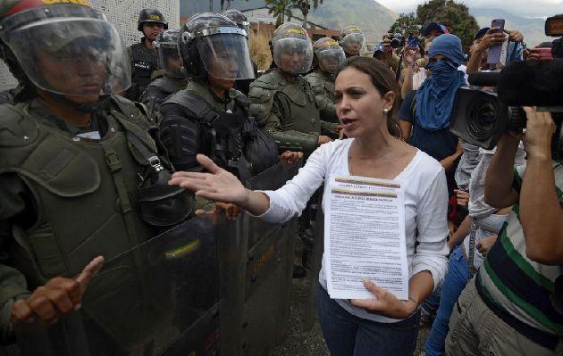 Venezuela: Opositora Machado perdió condición de diputada tras participar en OEA