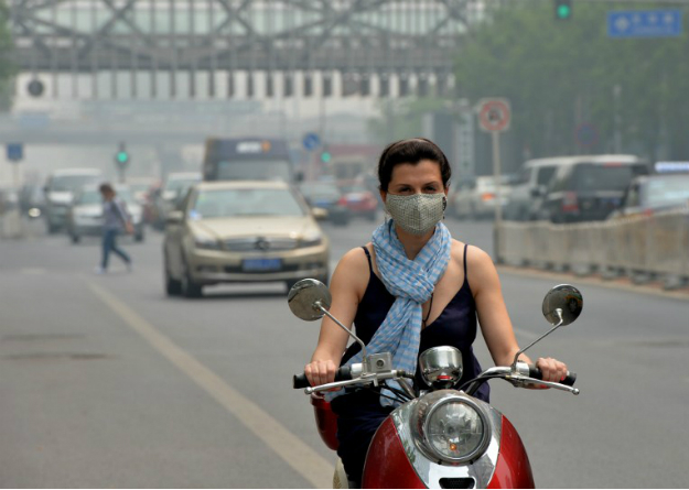 Reportan récord histórico de dióxido de carbono en la atmósfera