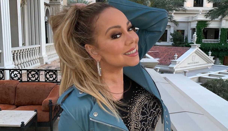 Mariah Carey sorprende al destapar una botella con el sonido de su voz | VIDEO