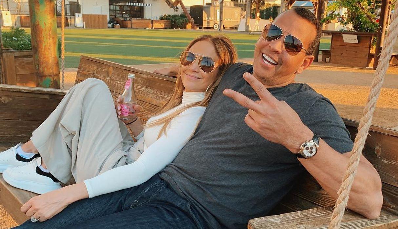 Jennifer Lopez desata rumores sobre la posible fecha de su boda con Álex Rodriguez con esta publicación
