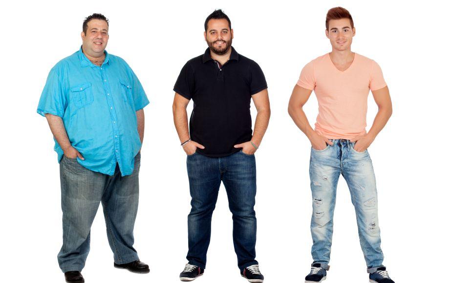 trucos para bajar de peso hombres