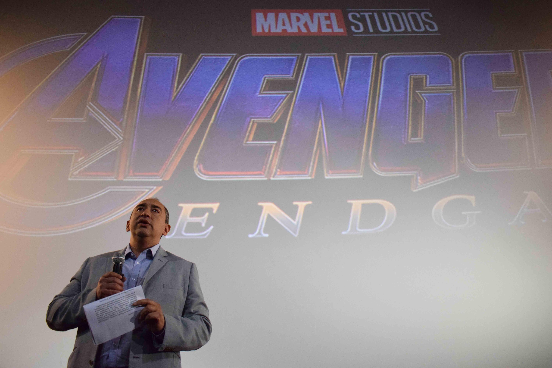 Cadenas de cine en Perú son premiadas por éxito de 'Avengers: Endgame'