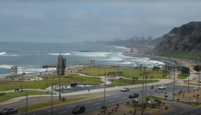 Miraflores: construirán helipuerto en la Costa Verde para evacuar a personas en casos de emergencia