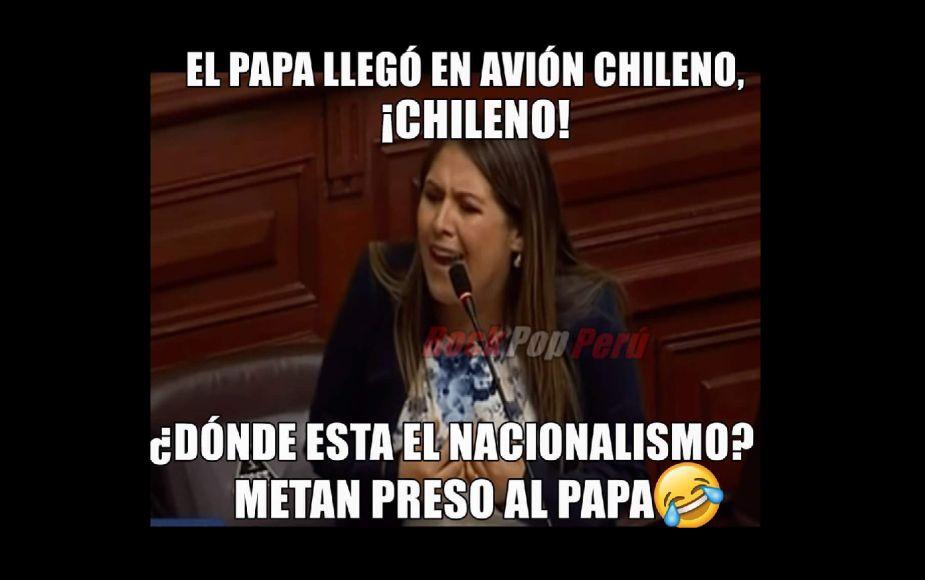 Papa Francisco: su llegada al Perú generó más divertidos memes
