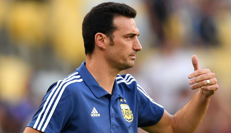 Argentina vs. Chile: posible formación de Lionel Scaloni por tercer lugar de la Copa América | FOTOS
