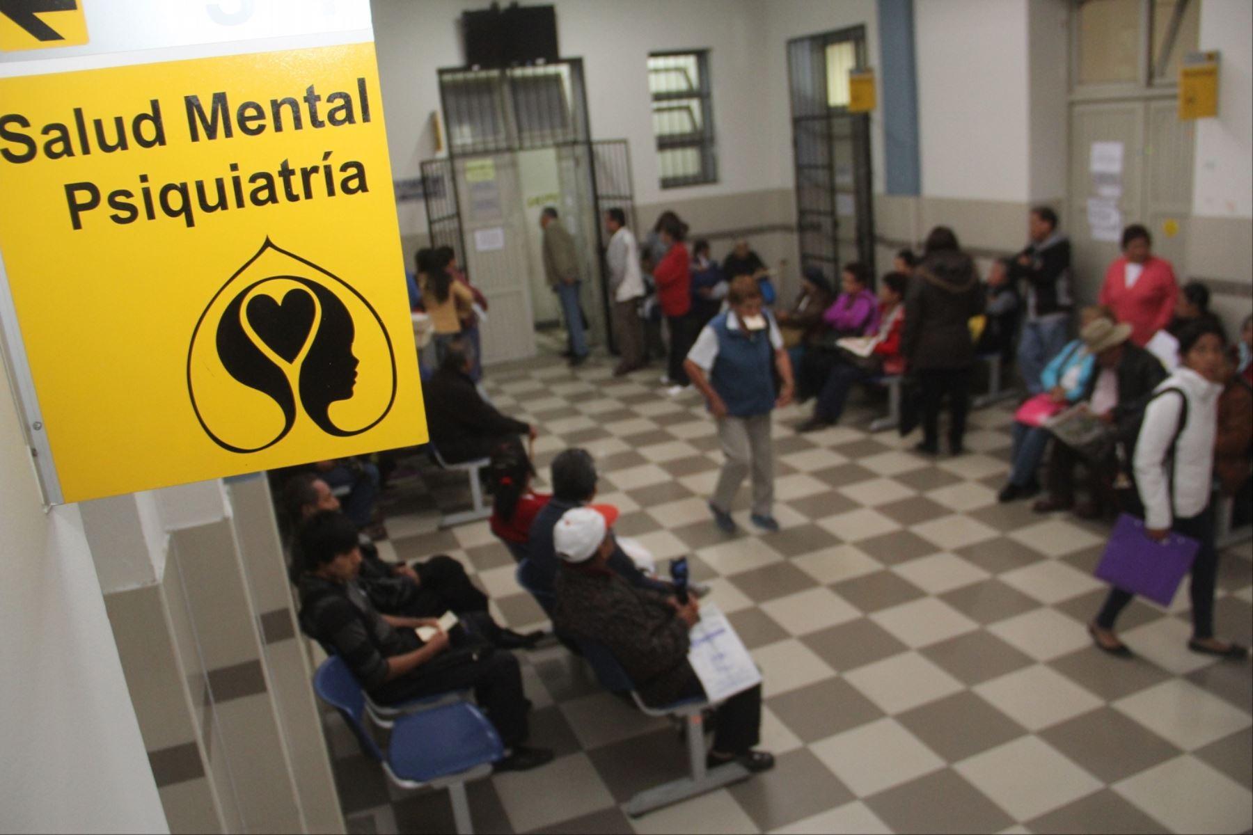 Minsa: más del 60% de los pacientes que acuden a servicios de salud mental son menores de 18 años