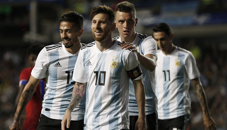 Argentina vs. Nicaragua: este es el once confirmado de Scaloni con Messi | FOTOS