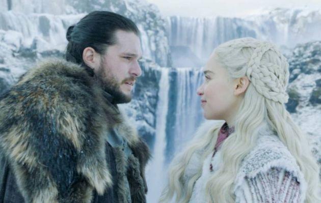 Game of Thrones: la reacción de Kit Harington tras besar a Emilia Clarke durante el nuevo episodio