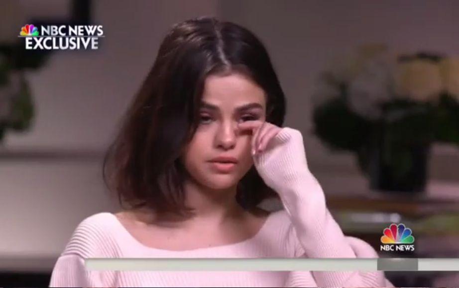 Selena Gomez llora al recordar cómo fue su trasplante de riñón