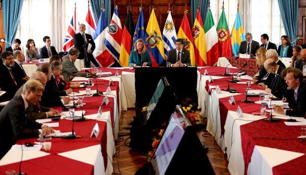 Grupo de Contacto propone observación y Hoja de Ruta electoral para Venezuela