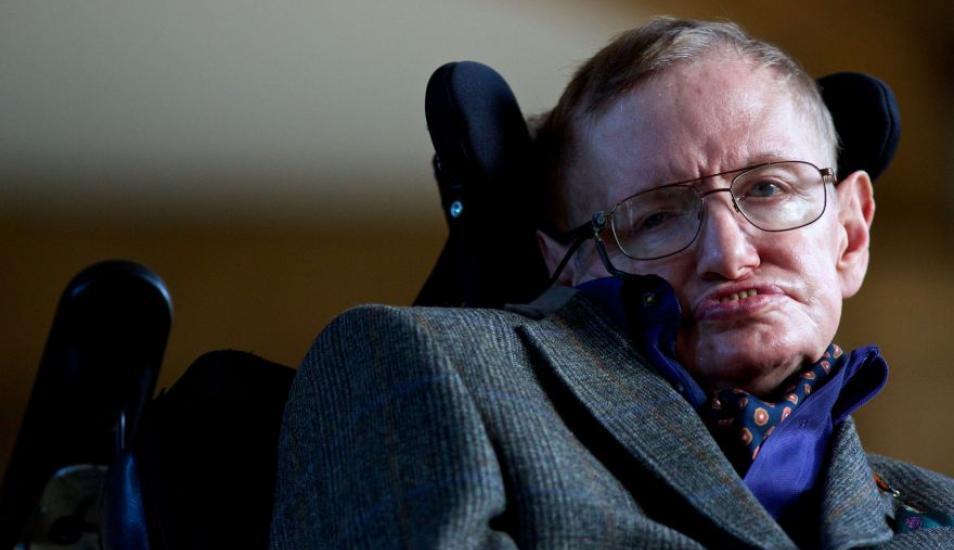 Murió Stephen Hawking, célebre explorador del universo
