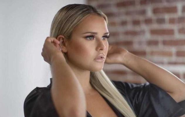 Brasil 2019: Kinsey Wolanski, modelo que irrumpió en la Champions intentó entrar a la final de Copa América